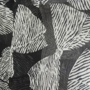 Stoles – Black Printed