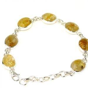 Bracelet Silver & Golden Rotie