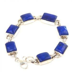 Bracelet Silver & Lapis