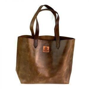 Karana Tote Leather Bag