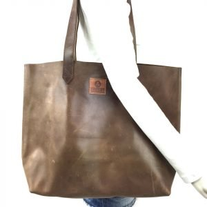 Karana Tote Leather Bag