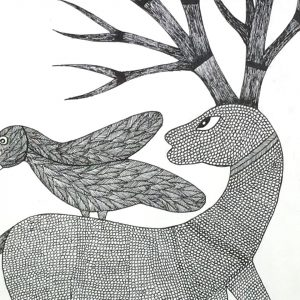 Tribal Art – Gond Painting
