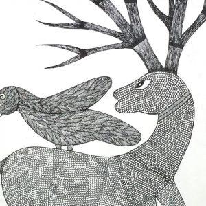 Tribal Art – Gond Painting